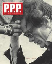 Cover of: P.P.P., Pier Paolo Pasolini