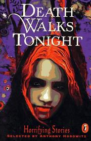 Cover of: Death Walks Tonight: Horrifying Stories