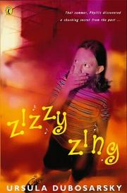 Cover of: Zizzy Zing