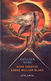 Cover of: Ocho ensayos de William Blake | Kathleen Raine, Carla Carmona Escalera