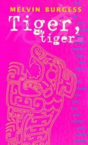 Cover of: Tiger, Tiger