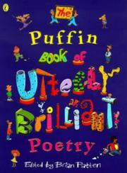 Cover of: Puffin Book of Utterly Brilliant Poetry