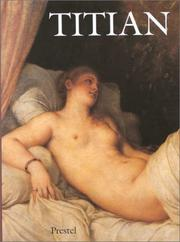 Cover of: Tiziano