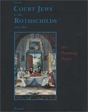 Cover of: From court Jews to the Rothschilds