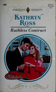 Cover of: Ruthless Contract (Wedlocked!) | Kathryn Ross