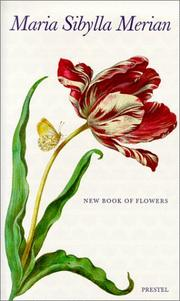 Cover of: New book of flowers