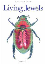 Cover of: Living Jewels | Poul Beckmann