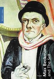 Cover of: Max Beckmann and the self