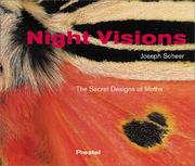 Cover of: Night visions | Joseph H. Scheer