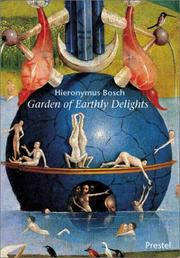 Cover of: Garden of Earthly Delights (Minis)