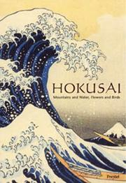 Cover of: Hokusai | Matthi Forrer