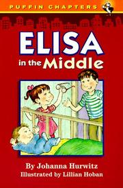 Cover of: Elisa in the middle