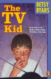 Cover of: The TV Kid