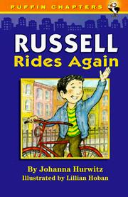 Cover of: Russell Rides Again | Johanna Hurwitz
