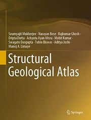 Cover of: Structural Geological Atlas