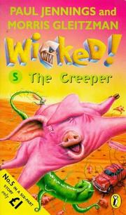 Cover of: The creeper