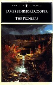 Cover of: The pioneers | James Fenimore Cooper