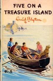Five on a Treasure Island