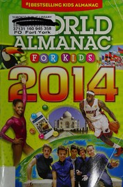 The World almanac for kids 2014