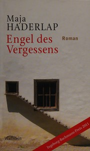 Cover of: Engel des Vergessens | Maja Haderlap