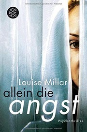 Cover of: Allein die Angst