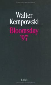Cover of: Bloomsday '97