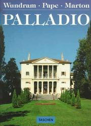 Andrea Palladio, 1508-1580 by Manfred Wundram