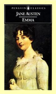 Emma (Penguin Classics) (August 30, 1966 edition)  Open Library