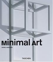 Cover of: Minimal Art (Taschen Basic Art) | Daniel Marzona