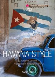 Cover of: Havana Style (Icons) | Christiane Reiter