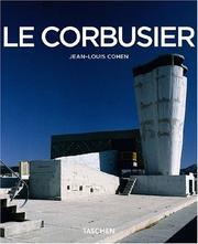 Cover of: Le Corbusier by Jean-Louis Cohen