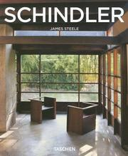 Cover of: R. M. Schindler: 1887-1953: An Exploration of Space (Taschen Basic Art Series)