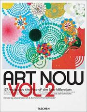 Cover of: Art Now | Uta Grosenick