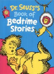 Cover of: Dr.Seuss's Book of Bedtime Stories