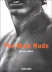 Cover of: The Male Nude (Klotz)
