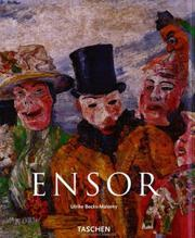 Cover of: Ensor
