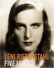 Cover of: Leni Riefenstahl | Angelika Taschen