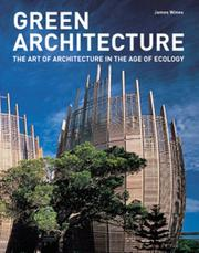 Cover of: Green Architecture (Architecture & Design) | James Wines