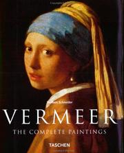 Cover of: Vermeer (Basic Art)