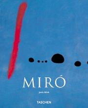 Cover of: Joan Miró, 1893-1983
