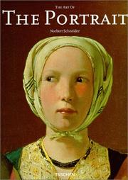 Cover of: The Art of the Portrait (Masterpieces of European Portrait Painting 1420-1670)