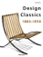 Design Classics by Torsten Brohan, Thomas Berg