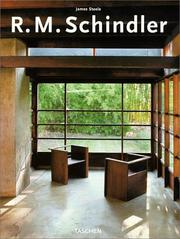 Cover of: Rudolf Michael Schindler
