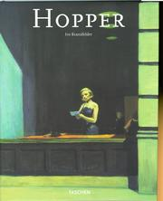 Edward Hopper, 1882-1967 by Ivo Kranzfelder