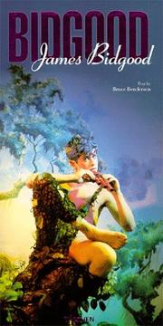 Cover of: James Bidgood