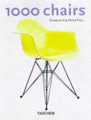 Cover of: 1000 chairs | Charlotte Fiell