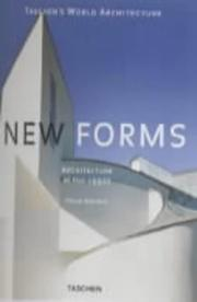 Cover of: New forms | Philip Jodidio