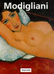 Cover of: Modigliani