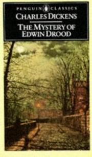 Cover of: Edwin Drood