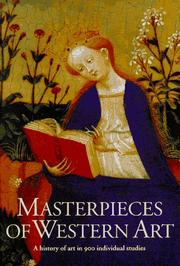 Cover of: Masterpieces of Western Art | Ingo F. Walther